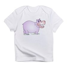 Danielle the Hippo Infant T-Shirt