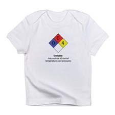 """Unstable"" Infant T-Shirt"