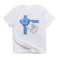 A Gift from God Blue Infant T-Shirt
