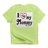 I heart Mommy Infant T-Shirt