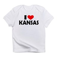 I Love KS Infant T-Shirt