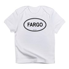 Fargo (North Dakota) Creeper Infant T-Shirt