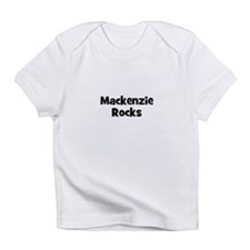 Mackenzie Rocks Creeper Infant T-Shirt
