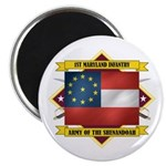 1st Maryland Infantry Magnet