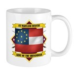 1st Maryland Infantry Mug
