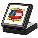 1st Maryland Infantry Keepsake Box