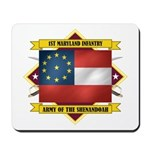 1st Maryland Infantry Mousepad