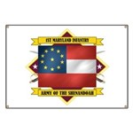 1st Maryland Infantry Banner