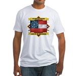 1st Maryland Infantry Fitted T-Shirt