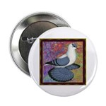 "Swallow Pigeon Framed 2.25"" Button (10 pack)"