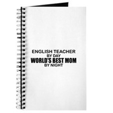 World's Best Mom - ENGLISH TEACHER Journal