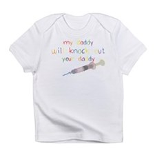 Knockout Daddy Infant T-Shirt