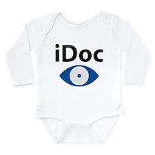 iDoc Long Sleeve Infant Bodysuit