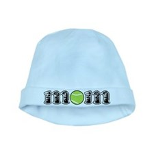 Tennis Mom baby hat