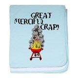 Great Merciful Crap baby blanket