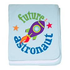 Future Astronaut baby blanket