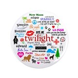 "Twilight Memories 3.5"" Button"