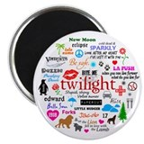 Twilight Memories 2.25&quot; Magnet (100 pack)