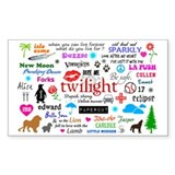 Twilight Memories Decal