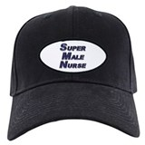 Registered male nurse Baseball Hat