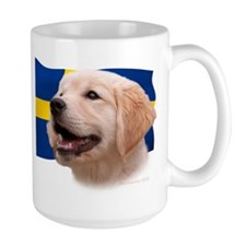 Cute Golden retriever sweat Mug