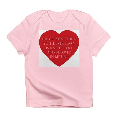 Love and be Loved Infant T-Shirt