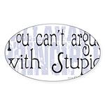 Callahan's Principle Sticker (Oval 50 pk)