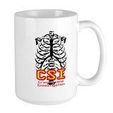 CSI Crime Scene Investigation Mug
