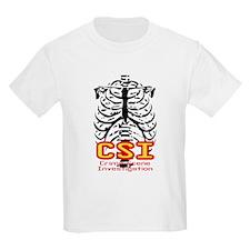 CSI Crime Scene Investigation T-Shirt