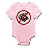 Anti Telephone Infant Bodysuit