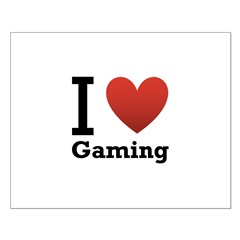 I Love Gaming Small Poster