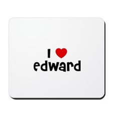 I * Edward Mousepad