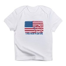 I was made in the USA Creeper Infant T-Shirt