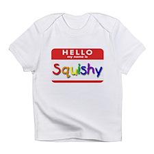 Squishy Creeper Infant T-Shirt