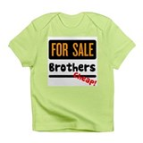 Brothers for Sale Infant T-Shirt