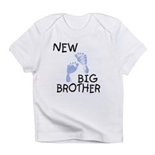 New Big Brother (blue) Infant T-Shirt