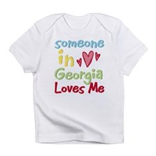 Someone in Georgia Loves Me Infant T-Shirt
