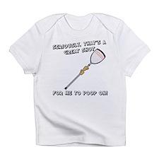 Lacrosse Goalie Insult Infant T-Shirt