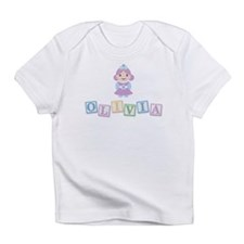 Olivia Princess Infant T-Shirt
