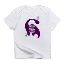 Doris the Think-A-Saurus Infant T-Shirt