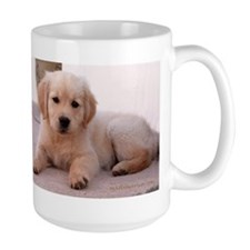 Funny Golden retriever Mug