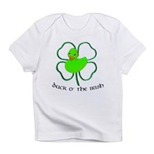 Duck O' The Irish Creeper Infant T-Shirt