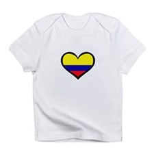 Colombian Love Infant T-Shirt