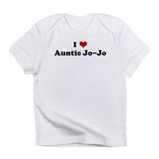 I Love Auntie Jo-Jo Infant T-Shirt