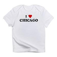I Love CHICAGO Infant T-Shirt