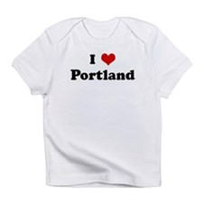 I Love Portland Infant T-Shirt