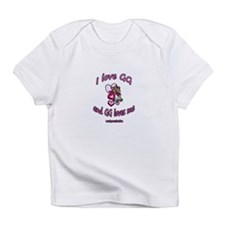 I LOVE GG GIRL Infant T-Shirt