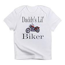 Daddy's lil' Biker Creeper Infant T-Shirt