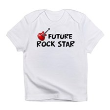 Cute Rock and roll birthday Infant T-Shirt