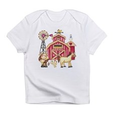 Farm Animals Infant T-Shirt